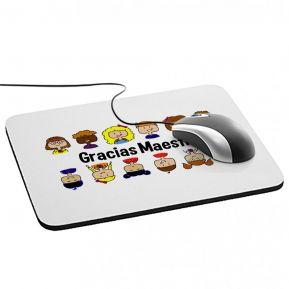 Alfombrilla de ratón personalizada Gracias Maestra