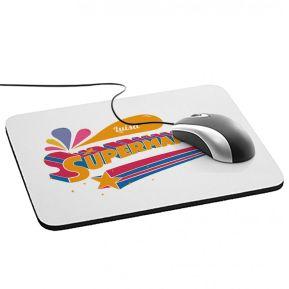 Alfombrilla de ratón personalizada  Súper Mamá