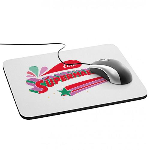 Alfombrilla de ratón personalizada  Súper Maestra