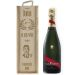 Caja de champán papá personalizada