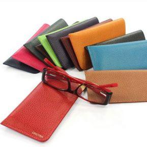 Funda de gafas flexible personalizada