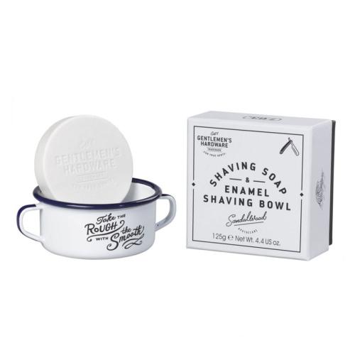 Jabón para barba con bol Gentlemen's Hardware