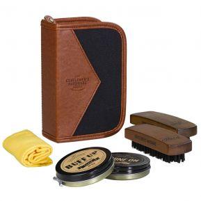 Kit Deluxe para lustrar calzado Gentlemen's Hardware