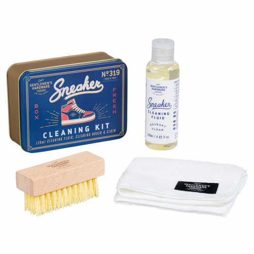 Kit de limpieza para zapatillas Gentlemen's Hardware