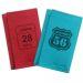 Porta-documentos para el coche en cuero personalizado kilométrico