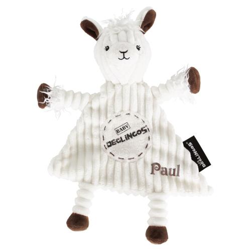 Peluche personalizado de Muchacha, la alpaca