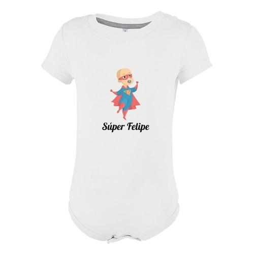 Body personalizado súper bebéo
