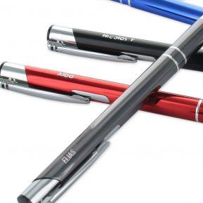 Bolígrafo de color personalizado