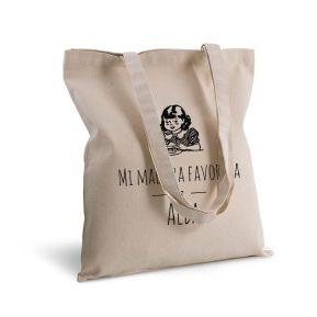 Bolsa de algodón personalizada maestra
