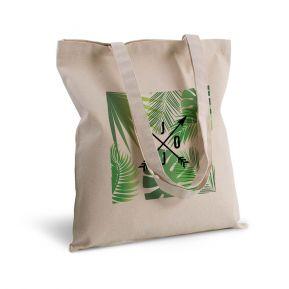 Bolsa de algodón personalizada palmeras y flechas