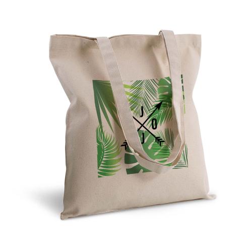 Bolsa de algodón palmeras y flechas