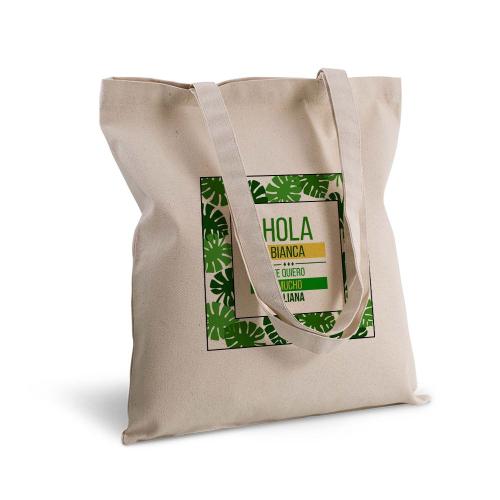 Bolsa de algodón clásico palmeras