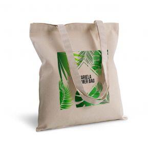 Bolsa de algodón personalizada Summertime