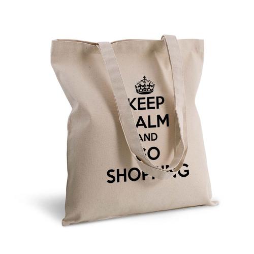 Bolsa de algodón Keep Calm