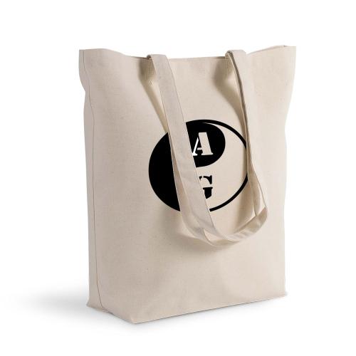 Bolsa de algodón Shopping Yin Yang