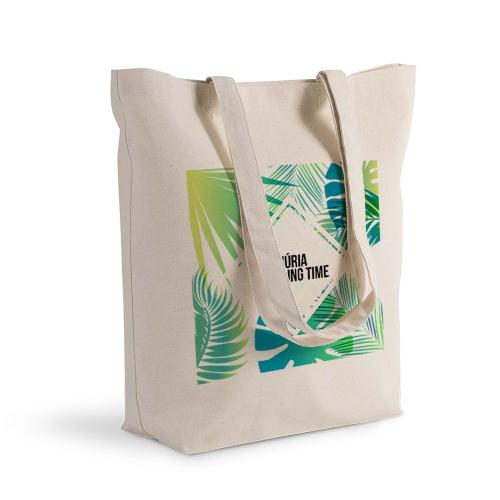 Bolsa de algodón Shopping Summertime