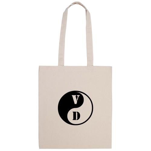 Bolsa de algodón Yin Yang