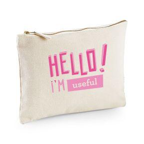 Bolsa multi-usos personalizada HELLO