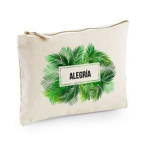 Bolsa multi-usos personalizada palmeras