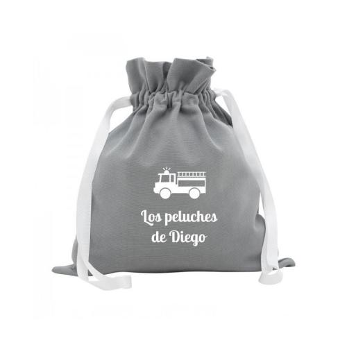 Bolsa para peluche personalizada
