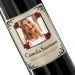Botella de vino foto romantica