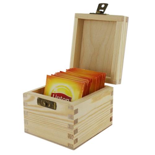 caja par bolsitas de té