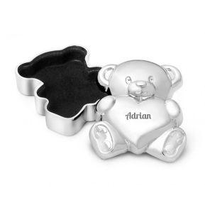 Caja de oso para dientes