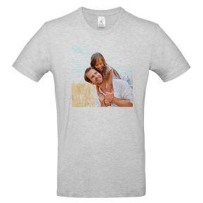 Camiseta hombre personalizada con foto