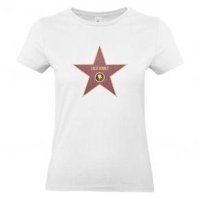 Camiseta mujer Walk of Fame