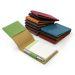cuadernillo de bolisillo en cuero personalizado