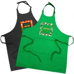 Delantal de cocina personalizado Palmeral