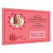 Diploma personalizado con foto rojo
