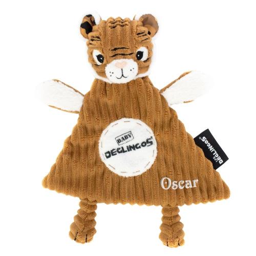 Peluche personalizado del Tigre Speculos