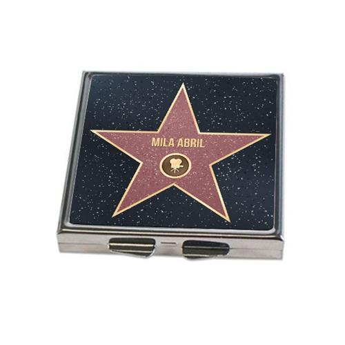 Espejo de bolsillo Walk of Fame