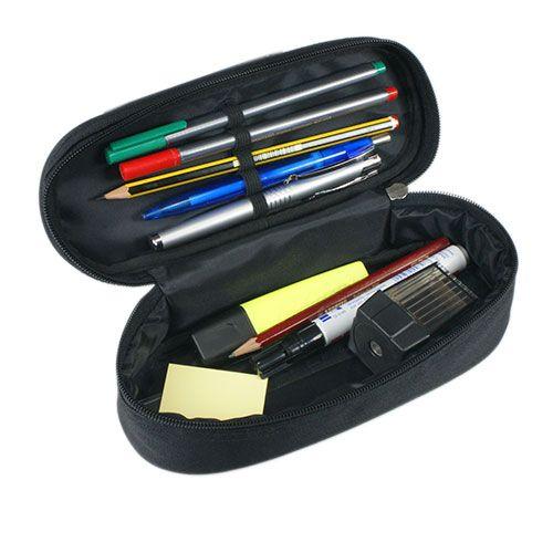 Estuche ovalado para lápices rainbow