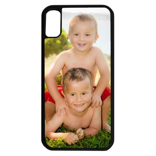 Funda personalizada con foto para iPhone X