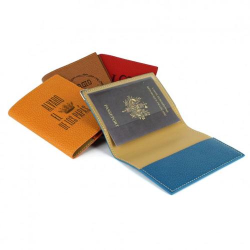 Funda de pasaporte día para papá