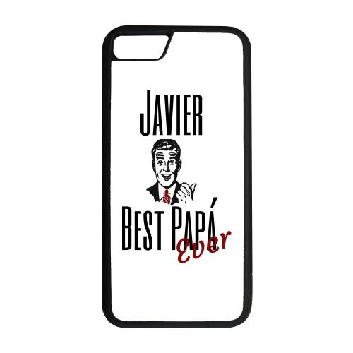 Funda personalizada Best Papa ever para smartphone