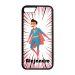Funda personalizada para smartphone súper héroe chico