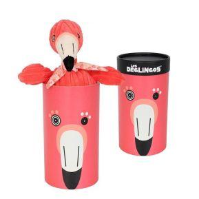Peluche de Flamingos, el flamenco