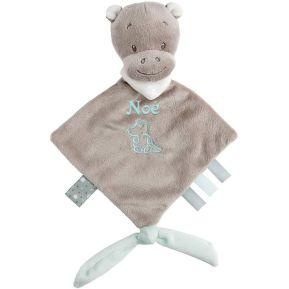 Mini peluche Hipopótamo personalizado