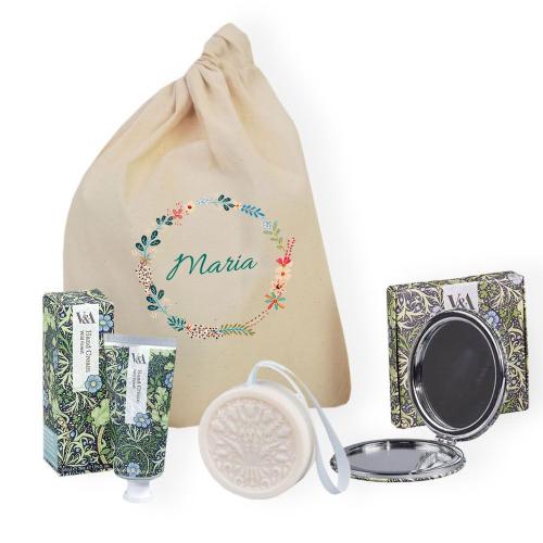 Kit de cosméticos para mujeres V&A