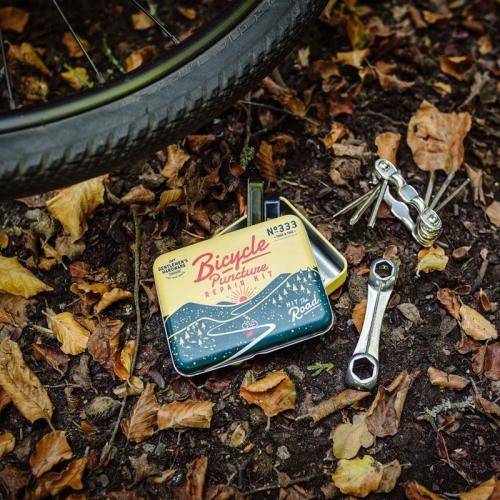 Kit de reparación de bicicleta Gentlemen's Hardware