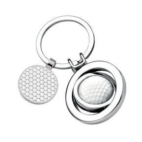 Llavero bola de golf personalizado