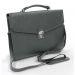 maletín en cuero con 1 compartimiento personalizado