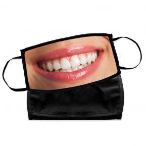 Máscara unisex reutilizable personalizada con fotos