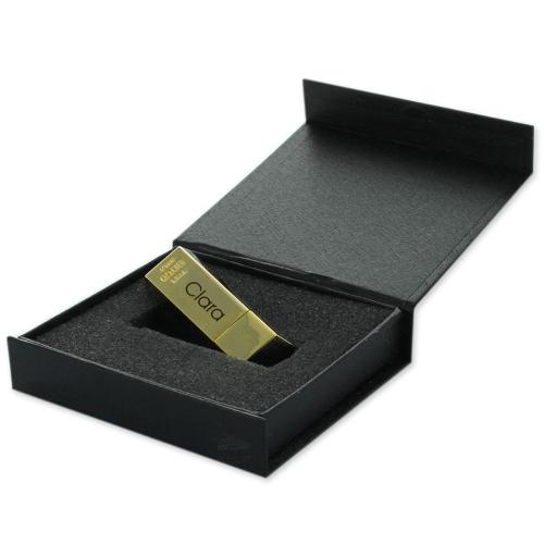 Memoria USB lingote oro