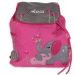 Mochila elefante rosado personalizada