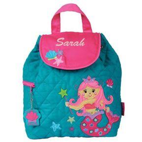 Mochila personalizada para niños Sirena