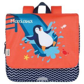 Mochila personalizada Tann's - Pingûino